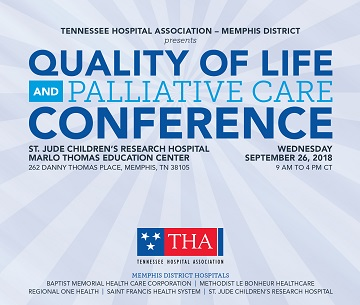 THA Regional Meeting and Palliative Care Conference Banner