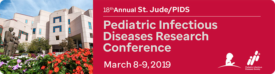 St. Jude/PIDS Pediatric Infectious Diseases Research Conference Banner